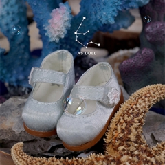 1/6 Baby doll Loli shoes -- Light Blue