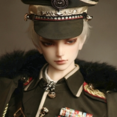 AS74cm PanAn-Military uniform,glorious life