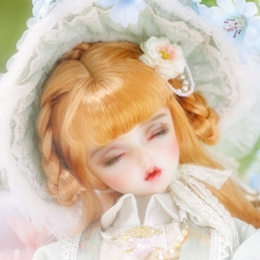 1/3 Girl doll Lesser snow SP/ Plum wine version