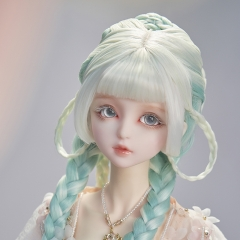 1/3 Ancient style braided wig - Birui
