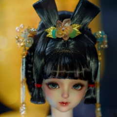 1/3 Princess Taiping's ancient style set wig/Shaohua