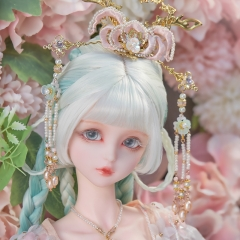 "Female doll Spring Breeze - ""24 Solar Terms"""